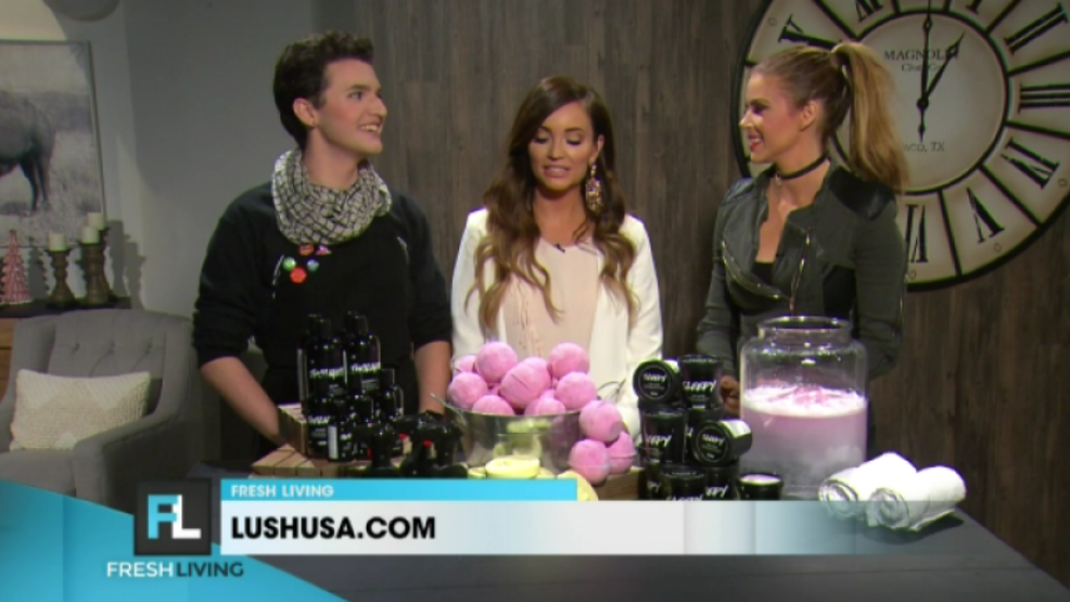 De-Stress After the Holidays with Lush | KUTV