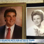 This man reunited with his mom after 52 years thanks to genetics test on Mother's Day