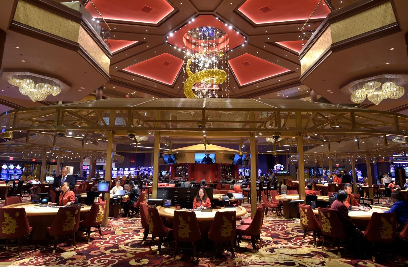 Lucky Dragon Hotel And Casino Gta Sa