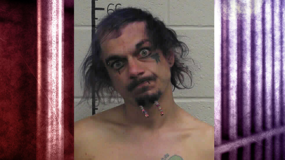 Police Knoxville Man Dressed As Pirate Arrested For