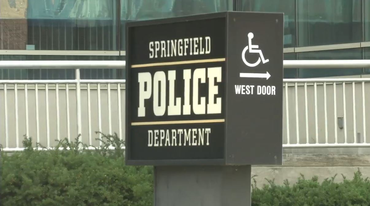 ISP Arrests Springfield Police Officer For Official Misconduct And Battery