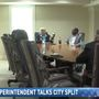 New MCPSS Superintendent meets with lawmakers, talks city split