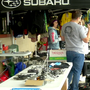 Bike enthusiasts share their passion during the Swap and Ride