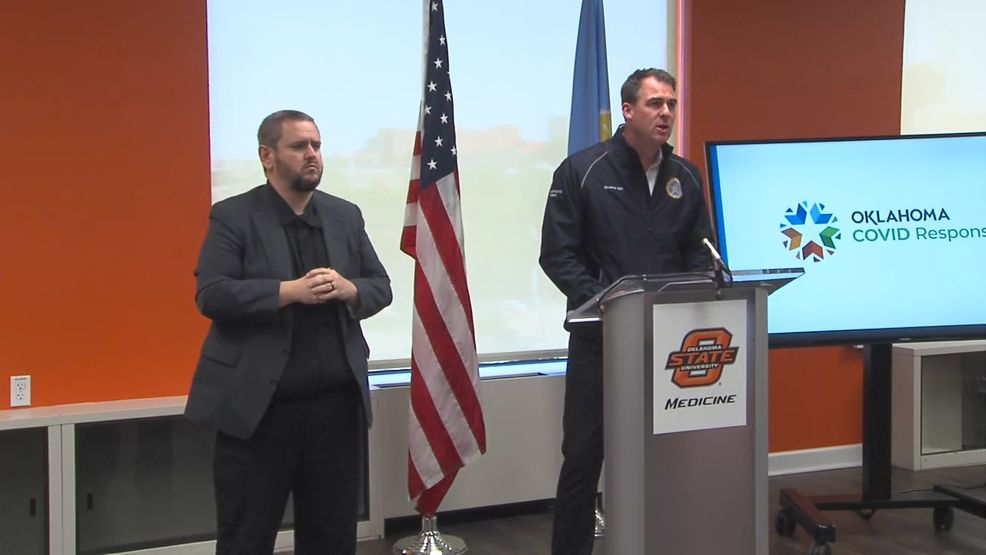 Governor, health officials say Oklahoma is 'in good shape' for COVID-19 surge