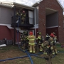 Murfreesboro families displaced after apartment fire