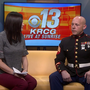 Marine remembers beginning of war in Iraq 15 years later
