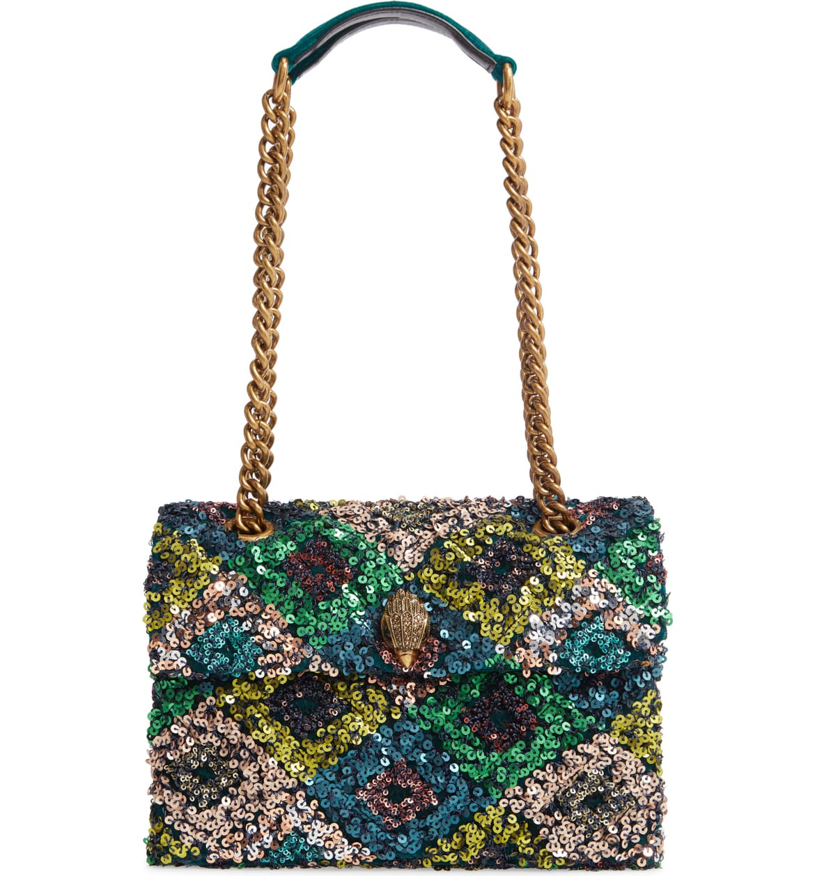 "<a  href=""https://shop.nordstrom.com/s/kurt-geiger-london-kensington-sequin-embellished-shoulder-bag/5317582/full?origin=keywordsearch-personalizedsort&breadcrumb=Home%2FAll%20Results&color=blue%20other"" target=""_blank"" title=""https://shop.nordstrom.com/s/kurt-geiger-london-kensington-sequin-embellished-shoulder-bag/5317582/full?origin=keywordsearch-personalizedsort&breadcrumb=Home%2FAll%20Results&color=blue%20other"">Kurt Geiger London Kensington Sequin Embellished Shoulder Bag</a>{&nbsp;}- $195{&nbsp;}From cozy to gold hued to tailored, Nordstrom has the hottest trends for getting glam this holiday season! (Credit: Nordstrom)"