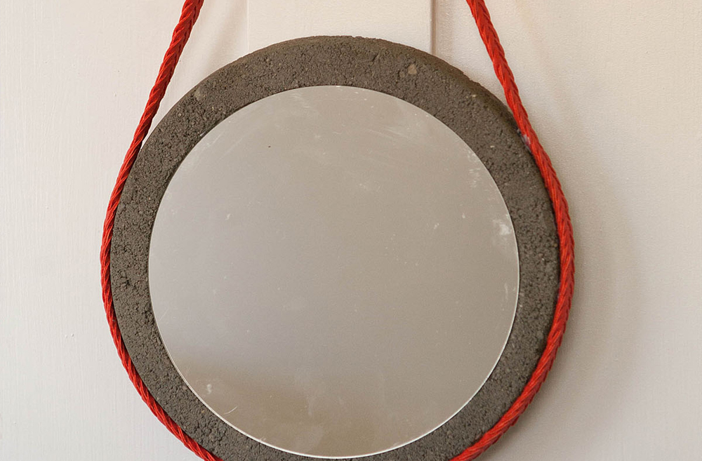 Do-It-Yourself: Concrete Mirror Belt edition!