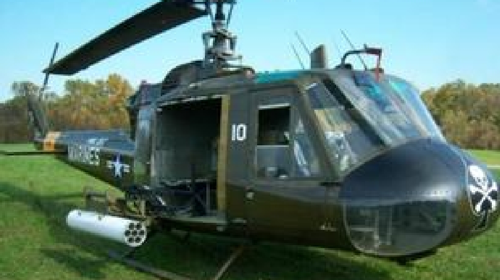 1965 UH-1E Marine Corps Huey Gunship for sale in Annapolis ...
