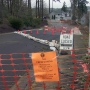 Landslides disrupt Oregon City -- again