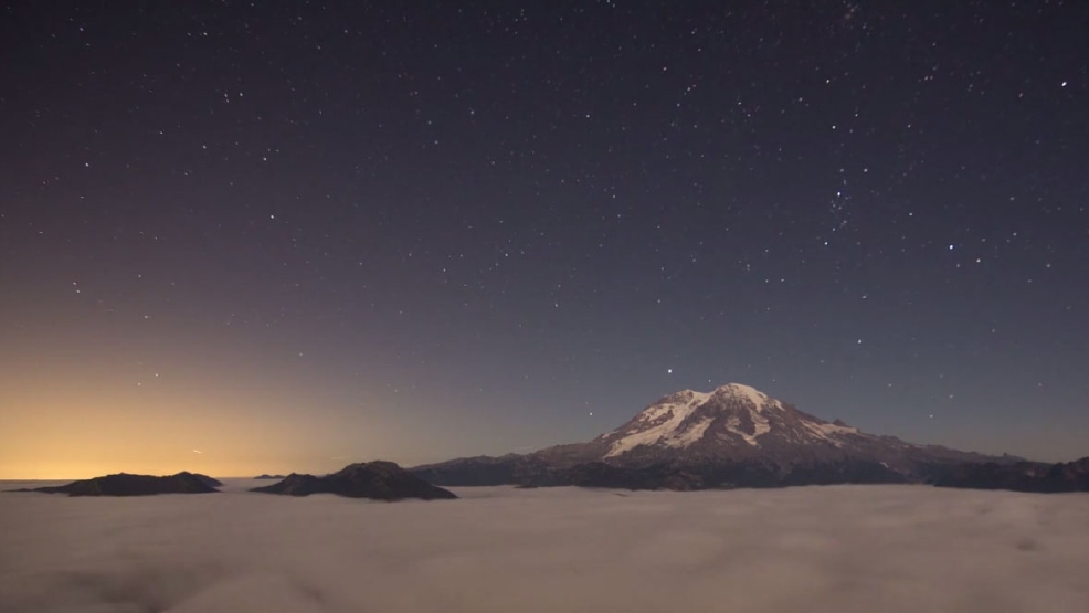 Time lapse photographer uses Northwest's beauty to confront the nighttime 'light dome'