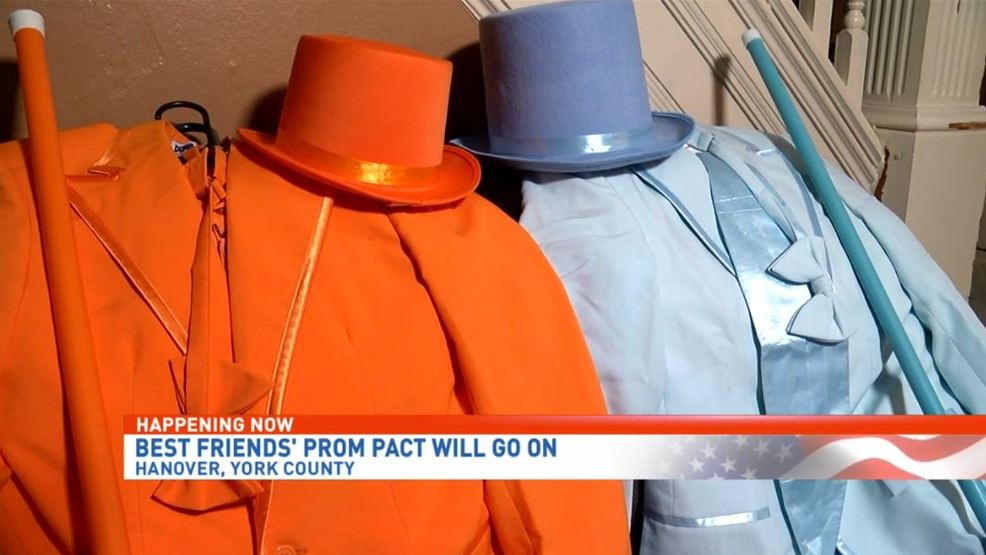 Best Friends Dumb And Dumber Prom Pact Postponed Whp
