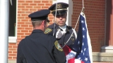 Fallen officers honored during Quincy memorial ceremony