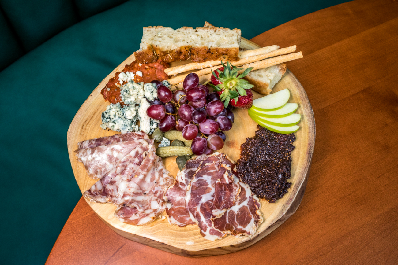 Salumi E Formaggi: selection of cured meats and artisan cheeses / Image: Catherine Viox{ }// Published: 6.22.20