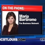 Maria Bartiromo Talks White House Visit
