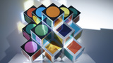 GALLERY | Victor Vasarely. The birth of Op Art exhibition in Madrid