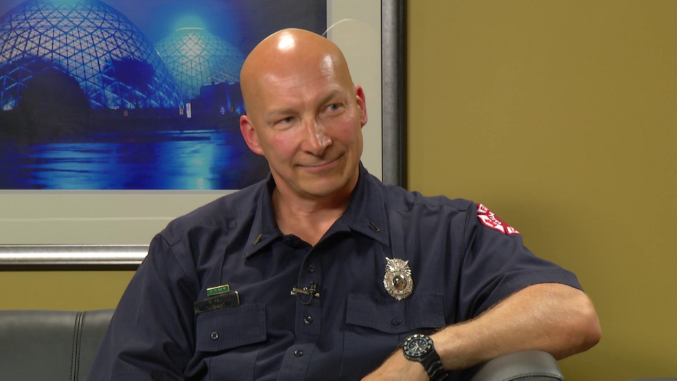 Lt. Michael Ball, Community Relations Director, Milwaukee Fire Department.png