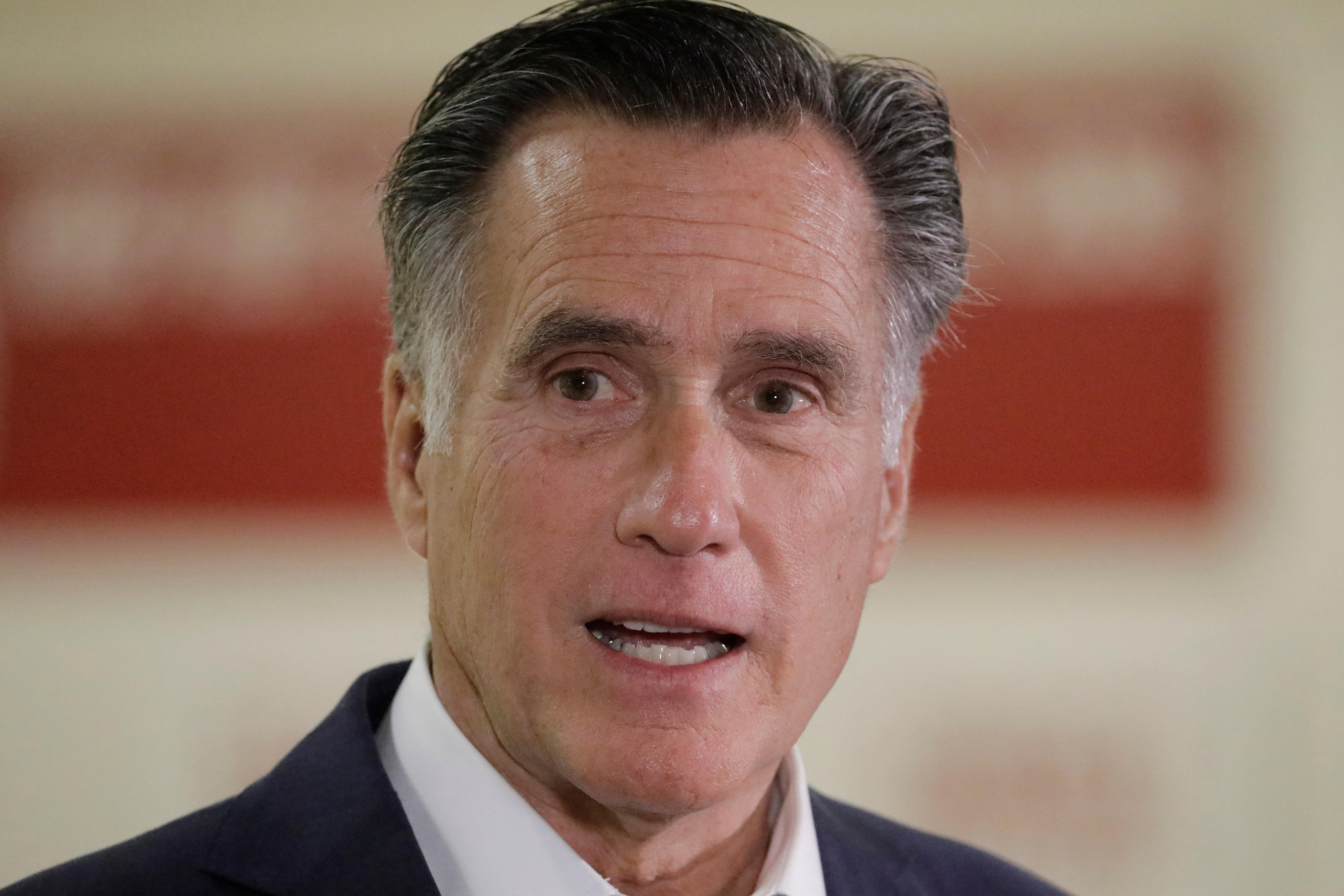 Romney's job approval from Utah voters drops significantly during impeachment (FILE Photo: KUTV)