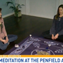 Art and meditation collide at Penfield Arts Center