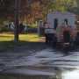 Water main break closes Broadway in South Portland
