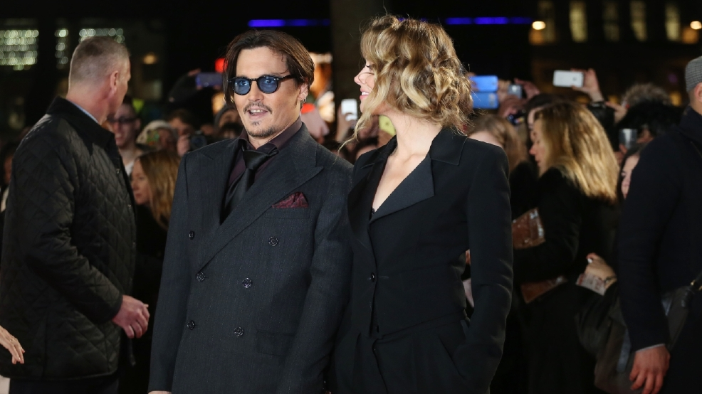 Johnny Depp asks court to rule he should not pay spousal support