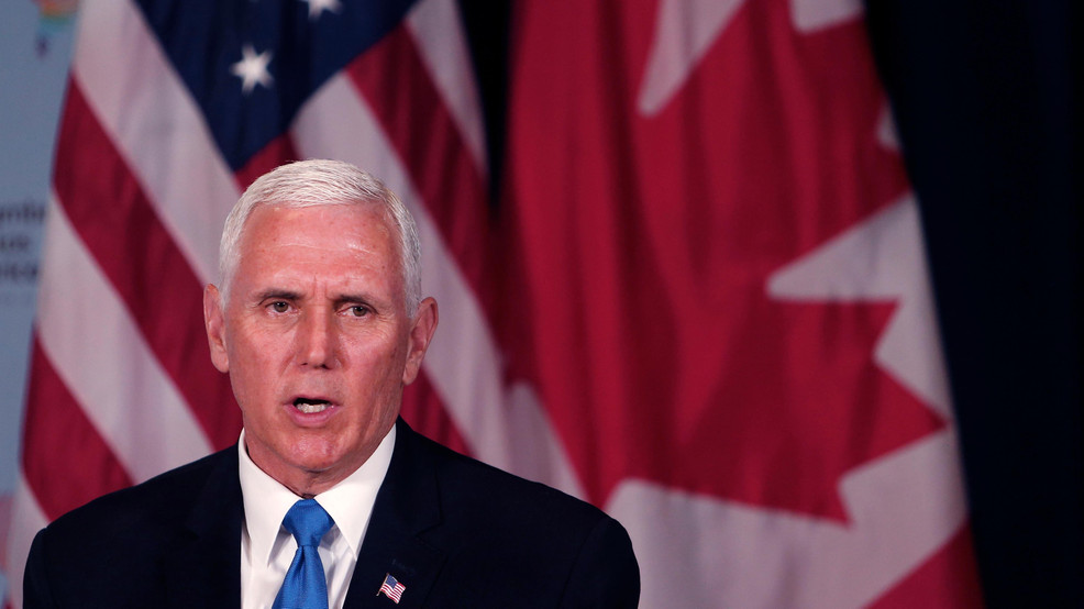 VP Mike Pence keeps up pressure for Mexico trade deal before traveling to Utah
