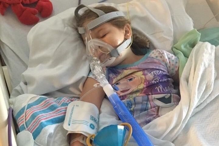 (IMG: Victoria Watson via GoFundMe){&nbsp;}Community rallies behind Orange Beach kindergartner battling Polio-like illness<p></p>