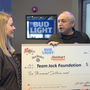 Local businesses raise $10K for for Team Jack Foundation