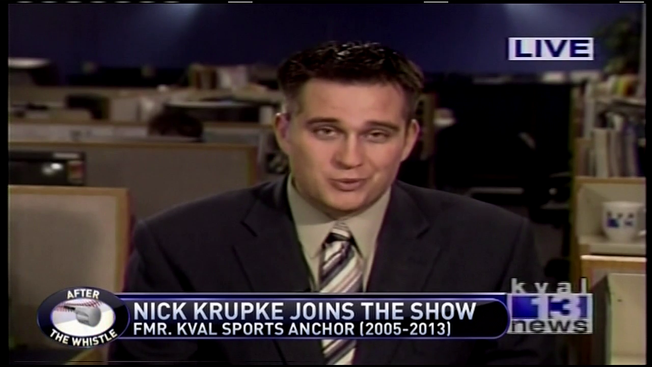 Former KVAL sports anchor Nick Krupke joins the show to talk Oregon football.