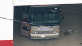 1 man killed, another critically hurt when crushed under bus at Seattle repair shop