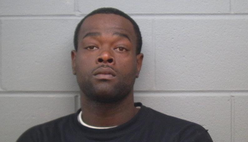 27-year-old Antonio Glover / Crisp County Sheriff's Office