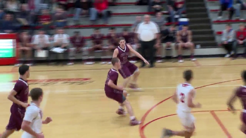 12.30.16 Video- Wheeling Central vs. St. Clairsville- high school boys basketball