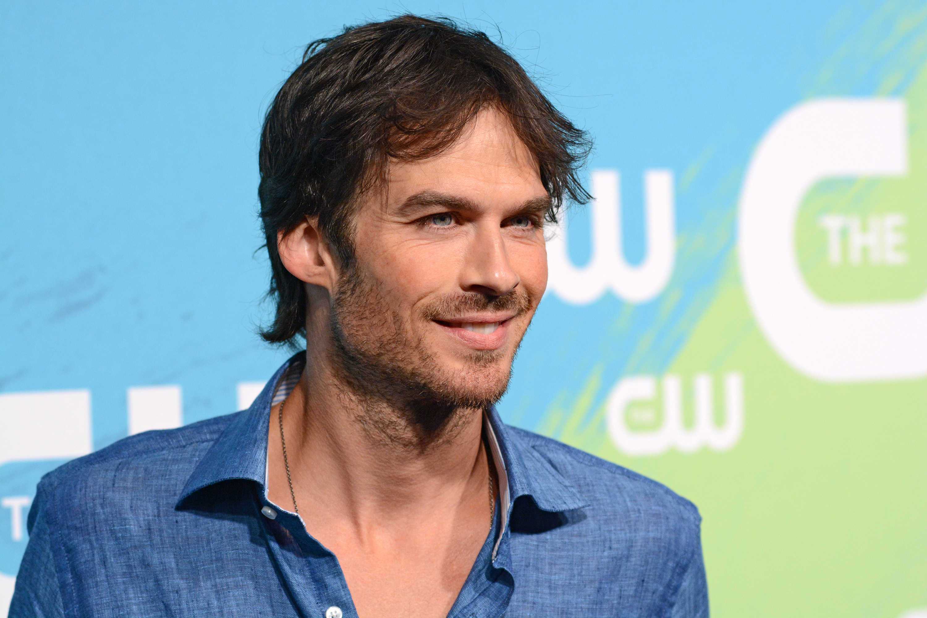 The CW Network's 2016 Upfront - Red Carpet Arrivals  Featuring: Ian Somerhalder Where: New York, New York, United States When: 19 May 2016 Credit: Ivan Nikolov/WENN.com