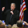 Bannon brings message of Republican revolt to California