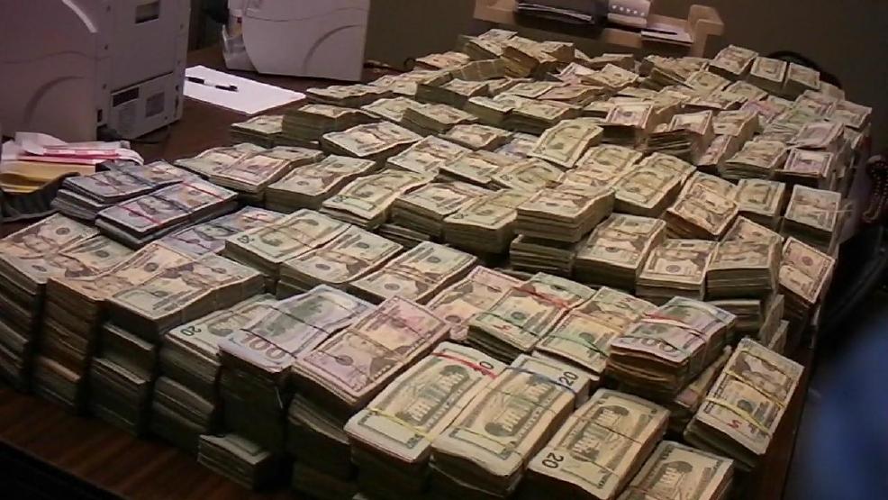 2 Million In Drug Money Found In Motor Home Police Say