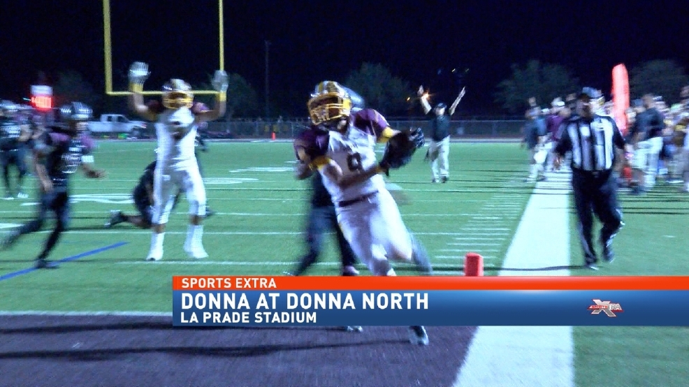 Donna Takes Rivalry With Donna North Via Shutout