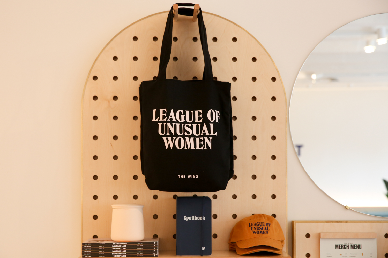 """We heard from a lot of women in D.C. after we opened our first space saying they loved the concept and that they would love to have it in the District,"" said The Wing's co-founder and CEO Audrey Gelman."" ""I've lived in D.C. twice before and my business partner [co-founder and COO Lauren Kassan] went to GW so we were both familiar with the city and had networks here. It just made sense to expand to D.C."" (Image: Amanda Andrade-Rhoades/ DC Refined)"