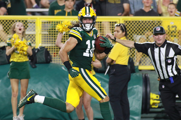Former UW-Whitewater standout Jake Kumerow made the Packers 53-man roster.