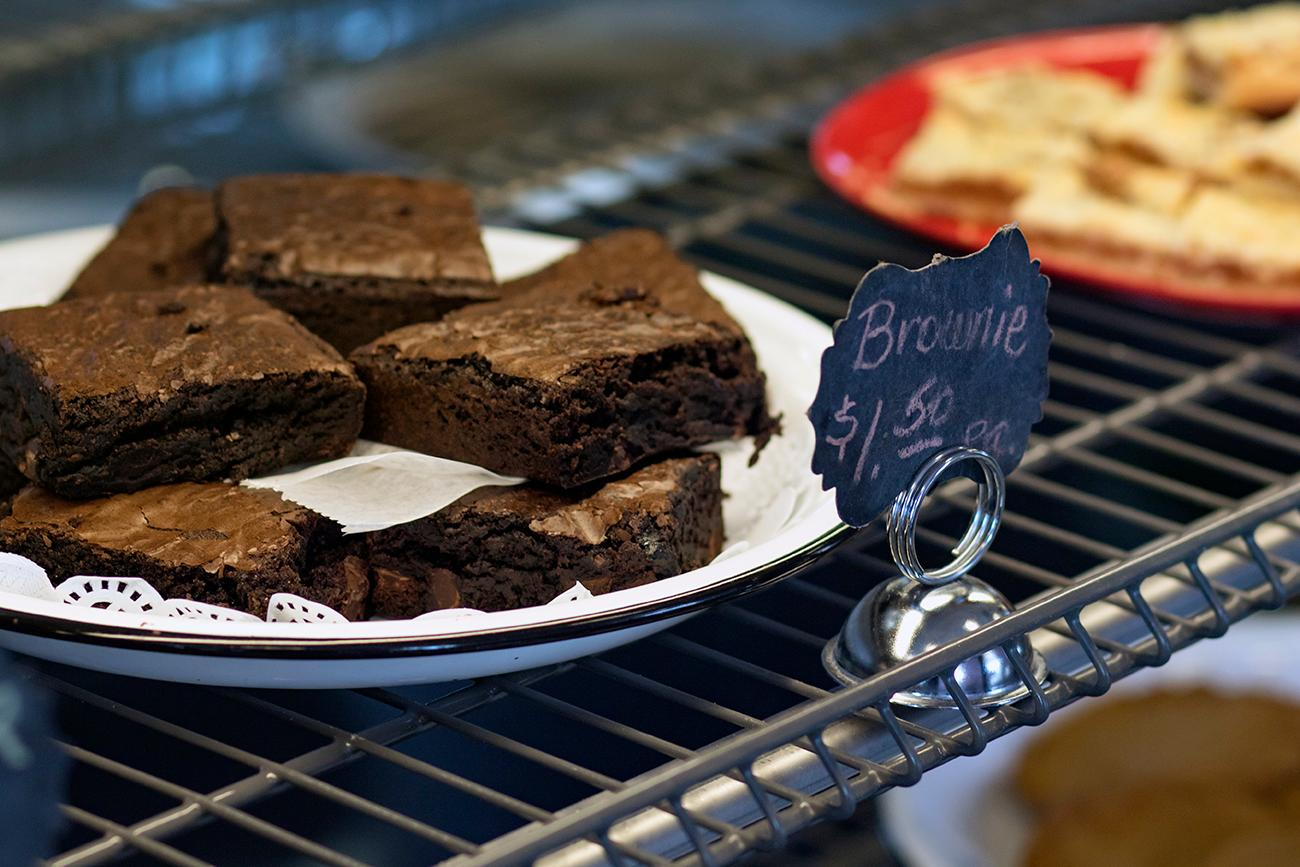 Brownies{ }/ Image: Allison McAdams // Published: 11.9.18