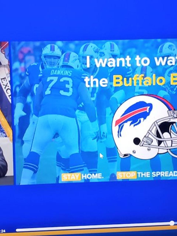 Gov Andrew Cuomo Encourages The Return Of Bills Football Wham