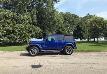 2019 Jeep Wrangler: Iconic vehicle that makes a statement