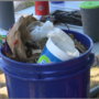 Volunteers help pick up trash along Traverse City beaches