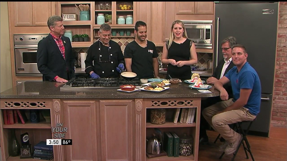 Crepes For Dinner With La Terraza Rum Lounge Katv