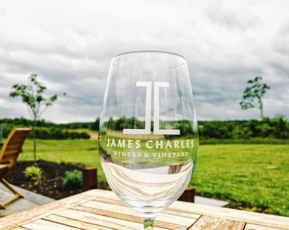 James Charles Winery (Courtesy of James Charles Winery)