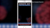 Trump launches 'Crooked Hillary' Snapchat filter for debate