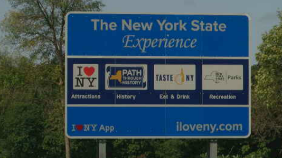 Discussions to remove 500+ 'I Love NY' signs along Thruway ongoing; millions on the line