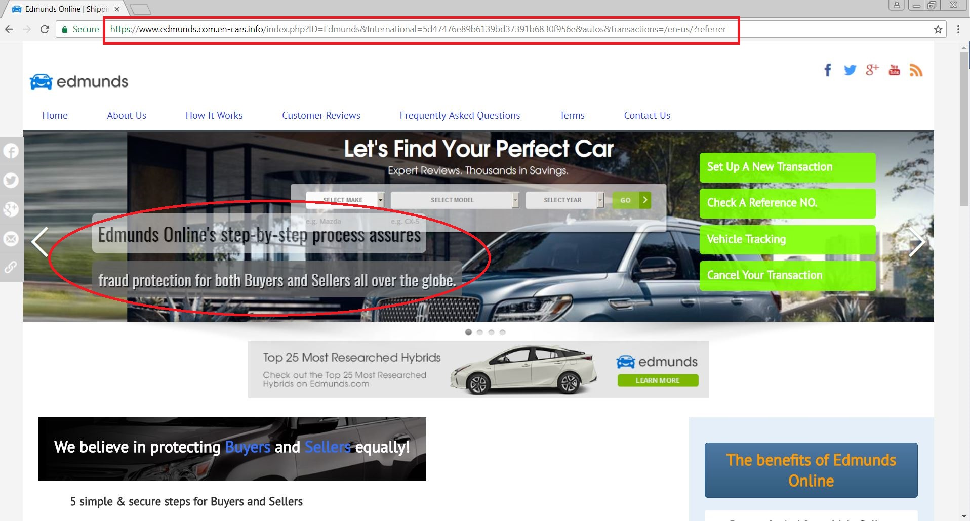 Buyer beware when you shop for used cars online | KOMO