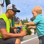 Eric's Heroes: The garbage man and the kid -- one beautiful friendship