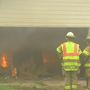 KVFD uses live house burn for training and preparation for future growth