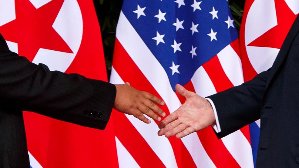Wariness And Hope In S Korea Over Second Trump Kim Summit Wjla